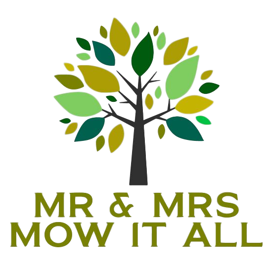 Mr and Mrs Mow It All